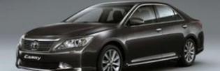 Обновленная Toyota Camry 2012 (v50)