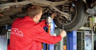 Диагностика подвески автомобиля — обойдемся своими силами