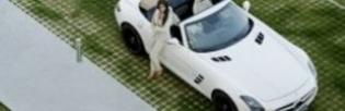 Встречайте новичка — Mansory Mercedes SLS AMG Roadster!