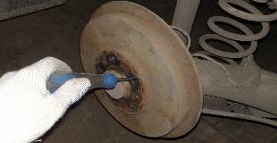 Замена барабанных тормозов на дисковые — пошаговая инструкция