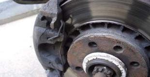 Как определить допустимый износ тормозных дисков?
