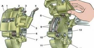 Замена передних тормозных колодок — когда и как поменять?