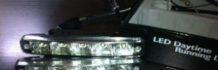 Как подключить дневные ходовые огни для авто — установка своими руками