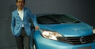 Nissan Note поступит в салоны уже в январе 2013 года