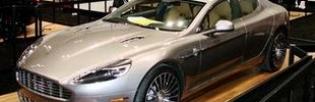 Новинка Aston Martin — «Rapide»