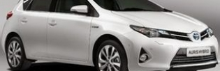 Встречаем обновленную Toyota Auris