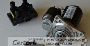 Стартер на ВАЗ 2114 не крутит – как снять, ремонтировать или заменить стартер?