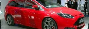 Ford Focus ST Turnier: практичный универсал со спортивной «начинкой»!