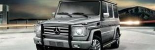 Новое поколение автомобилей Mercedes-Benz G-class «кубик»