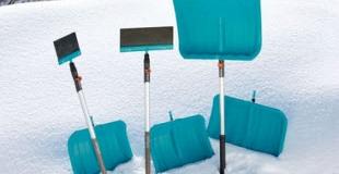 Автомобильная лопата для снега – как правильно выбрать, чтобы найти авто в сугробе?