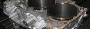 Гильзовка блока цилиндров — технологический процесс гильзования