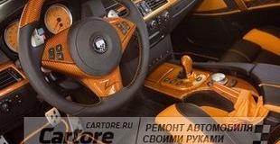 Можно ли сделать обшивку салона автомобиля своими руками в гаражных условиях?