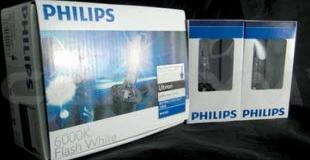 Дневные ходовые огни и ксенон от Philips — плюсы и минусы