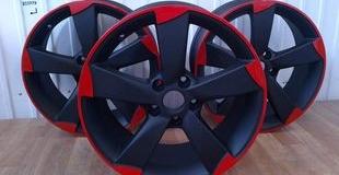 Порошковая покраска автомобильных дисков — технологический процесс
