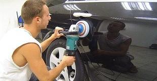 Полировка автомобиля своими руками — технология полировки