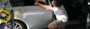Удаление царапин и вмятин на кузове автомобиля — инструкция от профессиональных мастеров