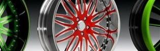 Реставрация литых колесных дисков собственными силами