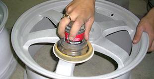 Технология и оборудование для покраски стальных, алюминиевых и др. дисков