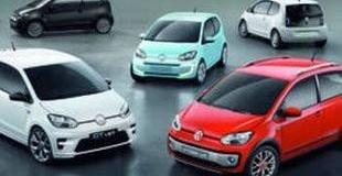 Volkswagen Up! Компакт-кар признан лучшим автомобилем планеты