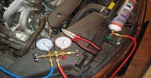 Заправка кондиционера автомобиля — почему и когда требуется заправка