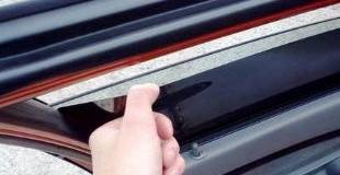 Съемная тонировка на лобовое стекло — тюнинг без штрафов ГАИ