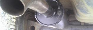 Глушитель ВАЗ 2114 — новая модель со старыми проблемами