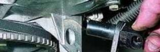 Датчик положения коленвала ВАЗ 2110 – как найти неисправность и заменить?