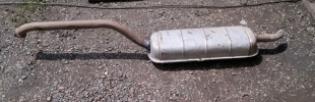 Глушитель ВАЗ 2107 – как заменить своими руками