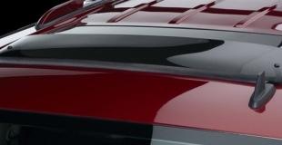 Установка дефлекторов на авто – как управлять ветром?