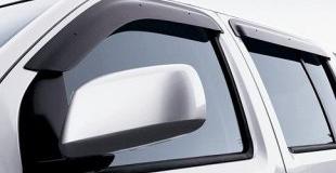 Как подобрать дефлекторы для авто – функциональные и красивые