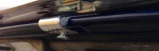 Как установить дефлектор на капоте своими руками без повреждений лака