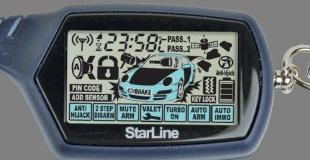Сигнализация Starline – зачем вам нужна инструкция по эксплуатации