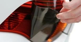 Качественная тонировка задних фар – тюнинг оптики своими руками