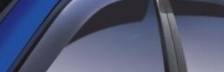 Дефлекторы боковых стекол – аксессуар для комфортной езды