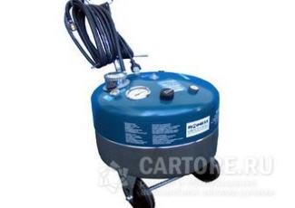 Аппарат для промывки тормозной системы