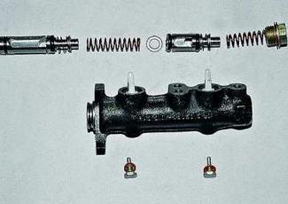 Ремонтируем тормозной цилиндр