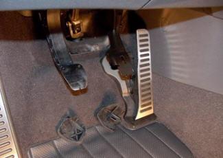 Тюнинг педалей Volkswagen Golf V