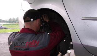 Воздух в тормозной системе автомобиля