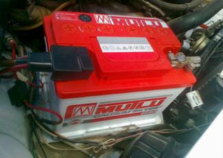 Аккумуляторная батарея для авто