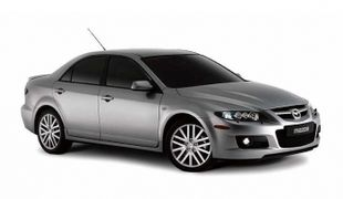 Седан Mazda6 — флагман автоконцерна