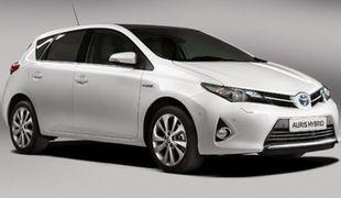 Ообновленная Toyota Auris