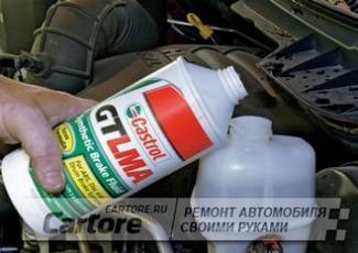 Тормозная жидкость Castrol