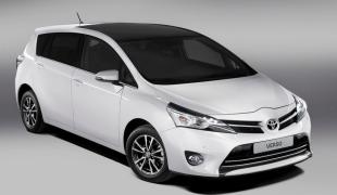 Toyota Verso — новинка 2013 года