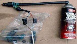 Чистка инжектора - как выбрать жидкость или присадку