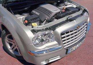 Фотография двигателя авто