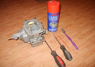 Чем чистить карбюратор в гараже