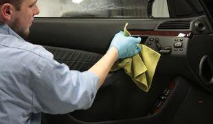 Химчистка салона авто своими руками
