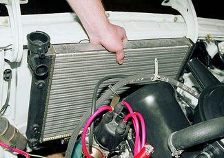 Самостоятельная очистка радиатора