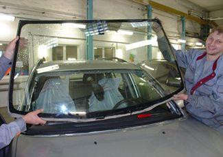 Установка стекол в авто своими руками