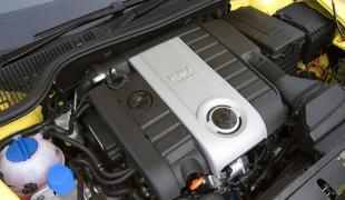 Двигатель авто после ремонта